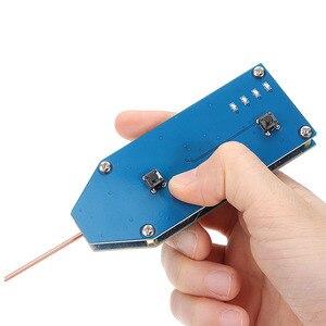 Image 4 - Portatile Mini FAI DA TE 18650 Batteria di Accumulo di Energia Spot Saldatore Kit 4V 12V PCB Circuito Bordo di Saldatura Attrezzature FAI DA TE