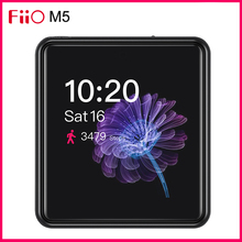 FiiO M5 Ultra portable High Resolution Audio Player AK4377 DAC Support USB DAC Step counter function