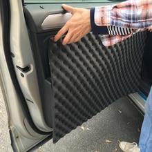 18mm Thick 50*80cm Car Sound Deadening Mat Automotive Noise Insulation Sound Proofing Foam