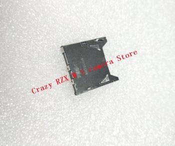 Nuevo soporte para ranura para tarjeta de memoria SD para Canon PowerShot G3X G7X G7X MARK II, para cámara digital Canon EOS M6 SX610 SX620 SX720 SX730 HS