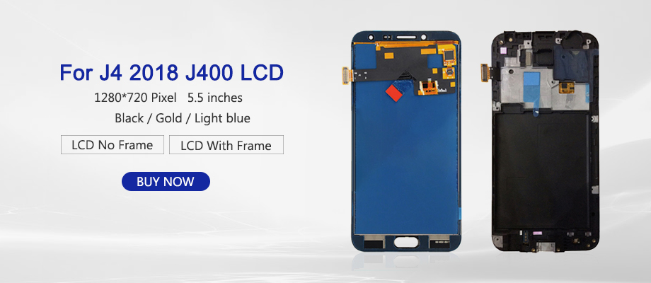 H24d05c4007d64719aa79503c6cf2fe26n J4 Display Touch Screen Digitizer Assembly For Samsung Galaxy J4 2018 J400 j400F LCD Display J400F/DS Display Screen Replacement