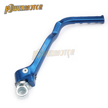 цена на Motorcycle Forged Kick Start Lever Start For KTM 250 300 350 450 500 SX SXF XC XCF XCW XCFW TE250 350 TC250 Husqvarna Husaberg