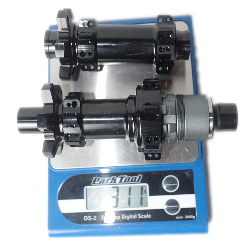 PREMIUM DM301 BOOST MTB 28/28 holes DISC brake bicycle straight pull hubs black 15*110mm 12*148mm(China)
