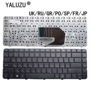 UK/RU/GR/PO/SP/FR/JP Laptop keyboard FOR HP Pavilion G4 G4-1000 G43 G6 G6-1000 G6S G6T G6X G57 430 450 431 435 436 635(China)