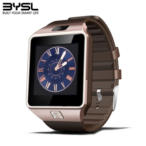 BYSL DZ09 Bluetooth Smart Watch Smartwatch Android Call Relogio 2G GSM SIM TF Card Camera for Android Smartphone PK GT08 A1