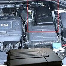 Черная пластиковая крышка аккумулятора, верхняя крышка, лоток для Jett a Golf Passat B6 Tiguan Audi A3 Q3 Skoda Seat 1K0915443A 3C0 915 443