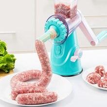 Ręczna maszynka do mielenia mięsa wołowego maszynka do mielenia mięsa ręczna maszynka do mięsa narzędzia kuchenne lewatywa maszyna robot kuchenny narzędzie kuchenne