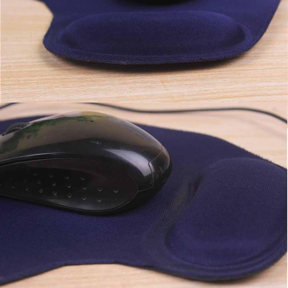 Suporte de pulso do computador do computador da esteira do rato do apoio do apoio do pulso do computador do computador do mousepad para o computador portátil