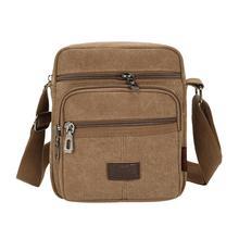 Men's Fashion Travel Cool Canvas Bag Men