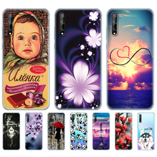 For Huawei Y8P Case cover 6.3