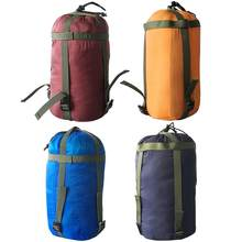 Sac de Compression étanche pour l'extérieur, sac de couchage léger pratique, emballage de rangement pour le Camping voyage randonnée à la dérive