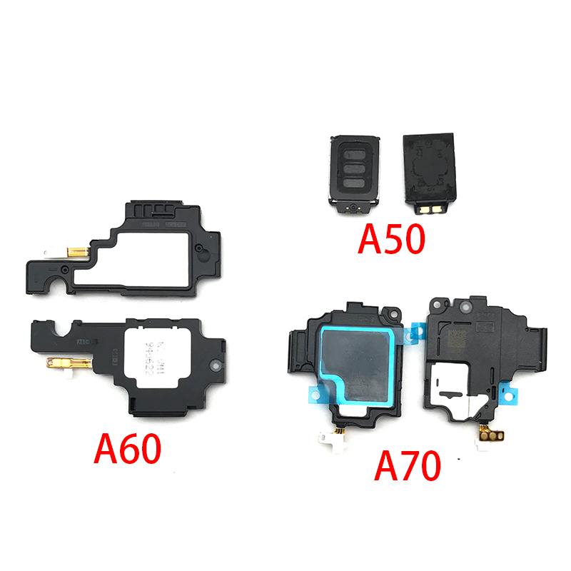 For Samsung Galaxy A50 A60 A70 A505 A605 A705 Loudspeaker Bottom Loud Speaker Sound Buzzer Ringer Flex Cable