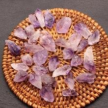 CrystalRoughStoneNaturalPurpleCrystalRoughStonDecorationSmalllToothOreSpecimen enerji kristal yeşim hammadde ev geliştirme