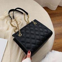 Sac à bandoulière matelassé en cuir PU pour femmes, sacs de voyage, sacs à Main de luxe de styliste