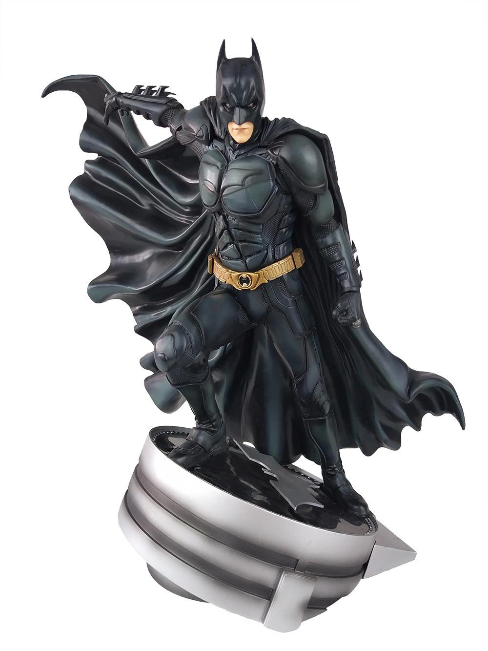 High Quality Batman Super Hero Resin Statue Figure Collective Toys 36cm