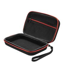 Portable Thermometer Protective Carrying Case Hard EVA Storage Bag Thermograph Protector with Lanyard