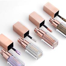 1PC 15Color Liquid Glitter Eyeshadow Pencil Shimmer Eyeshadow Waterproof Long-lasting Shimmer Eyesha