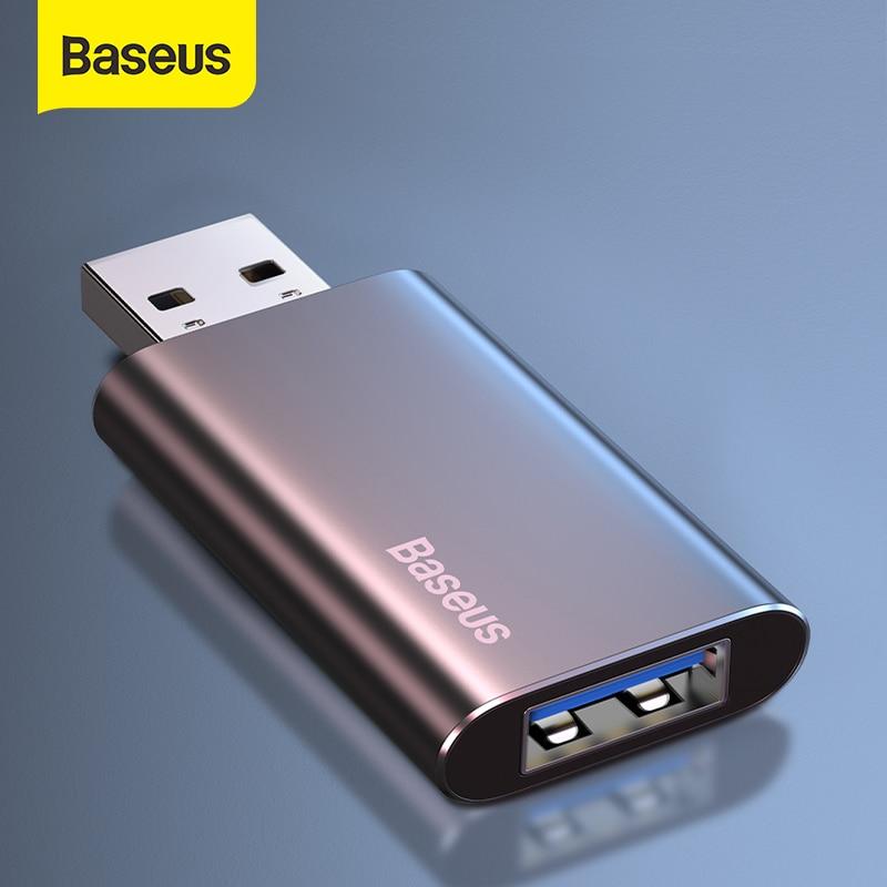 Baseus USB Falsh Drive USB 3.0 Falsh Disk 16GB 32GB 64GB Pen Drive For Computer Car Music USB Stick U Memory Stick Fash Disk