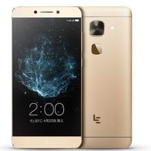 Corpo in metallo LeTV Le S3 X620 / X625 telefono X20 Deca Core 5.5 ''FHD schermo impronta digitale Smartphone ricarica rapida Touch ID russo