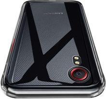 Для Samsung Galaxy Xcover 5 4S SM-G398FN Чехол черный мягкий матовый чехол-накладка из ТПУ чехол для Samsung Galaxy Xcover 4 G390F SM-G390F