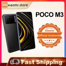 Для смартфонов Xiaomi POCO M3 4 Гб 64 Гб 128 ГБ Redmi mi, мобильного телефона, pocoM3, чехол для телефона, мобильного телефона, карман для сотового телефона, т...