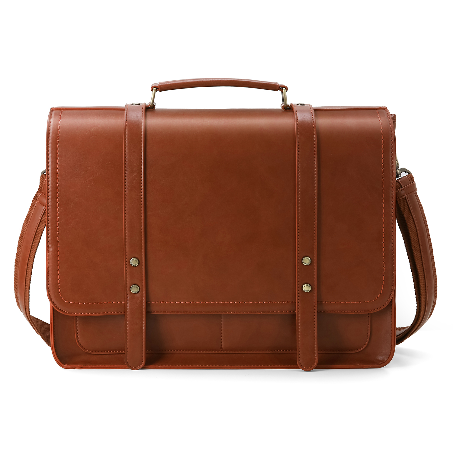 Men Travel Bags Vintage Shoulder Bags Hand Luggage apricot small size