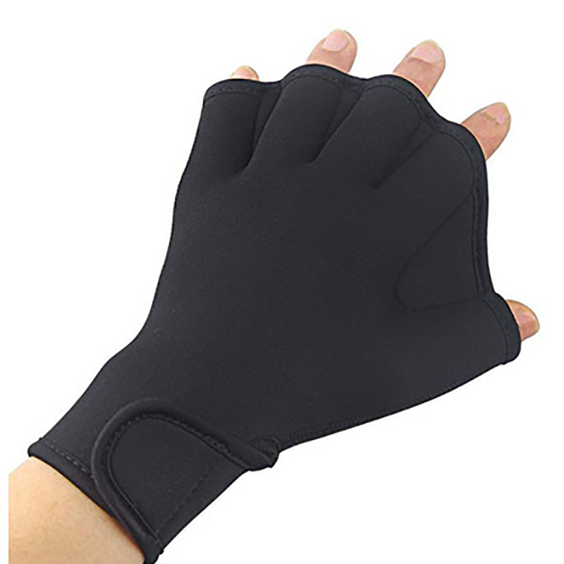 Manufacturers Direct Selling Diving Hand <font><b>Poof</b></font> Gloves 2MM Snorkeling Surfing Swimming Gloves image
