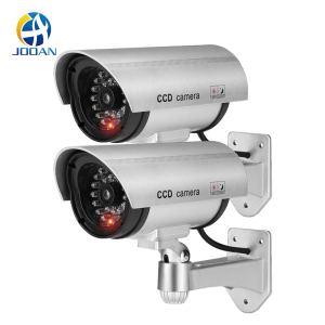 2PCS Dummy Fake Camera CCTV Su