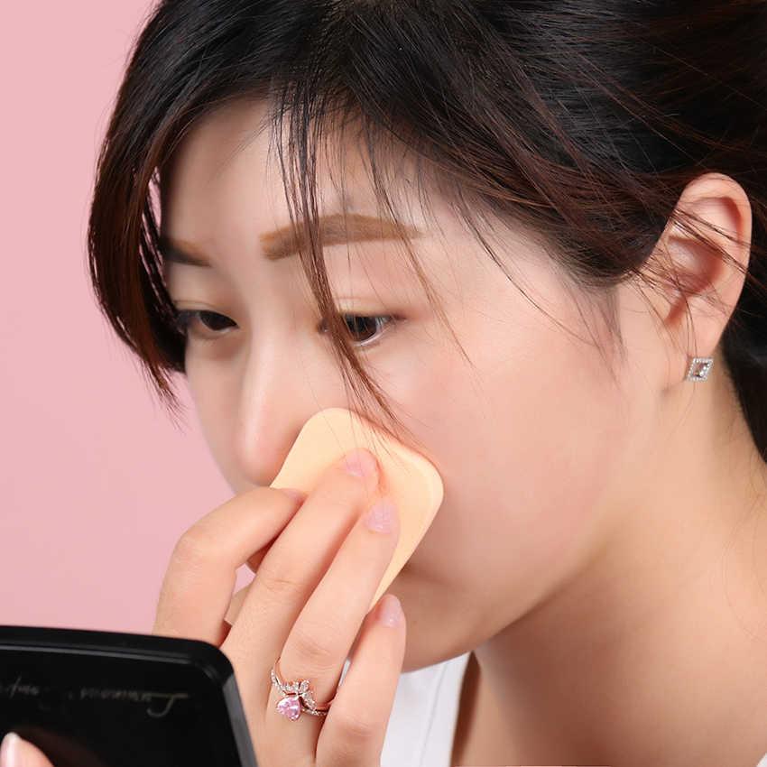2PCS Kosmetische Schwamm Gesicht Weich Frau Dame Schönheit Make-Up Basis Kontur Gesichts Schwämme Pulver Puff Make-Up-Tools
