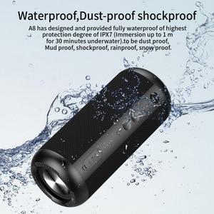 Image 2 - Mifa A8 głośnik Bluetooth 30W dźwięk radia z IPX7 wodoodporny 12H czas odtwarzania doskonały dźwięk na kemping sporty plażowe impreza przy basenie