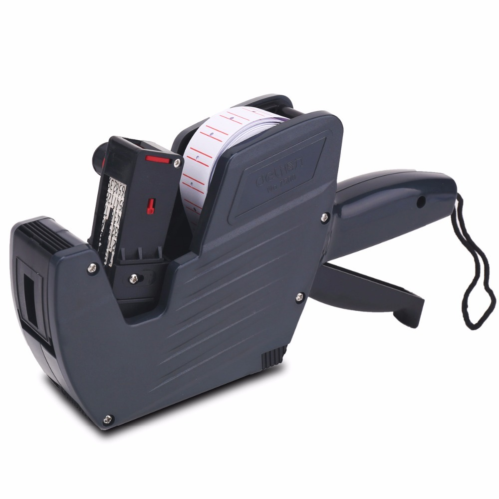 DL 7500 Effective Price  8 Single Row Machine Code Machine Price Is The Number Labeling , Marking Teaching Equipment For Office