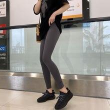 Новинка 2020 женские брюки для фитнеса lux angner модные элегантные