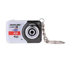 X6 фотоаппарат цифровой Портативный цифровой Камера Ultra HD Высокое разрешение Мини Камера DV Поддержка 32 ГБ TF карты w/Mic мини видео видеокамеры PC камера фотоаппарат зеркальный цифровой видеокамера