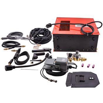 Welding Machine 200A TIG Arc Metal AC/DC 220V Pulse Inverter  Welder Holder & Tig Torch 110/220V Frequency 80%