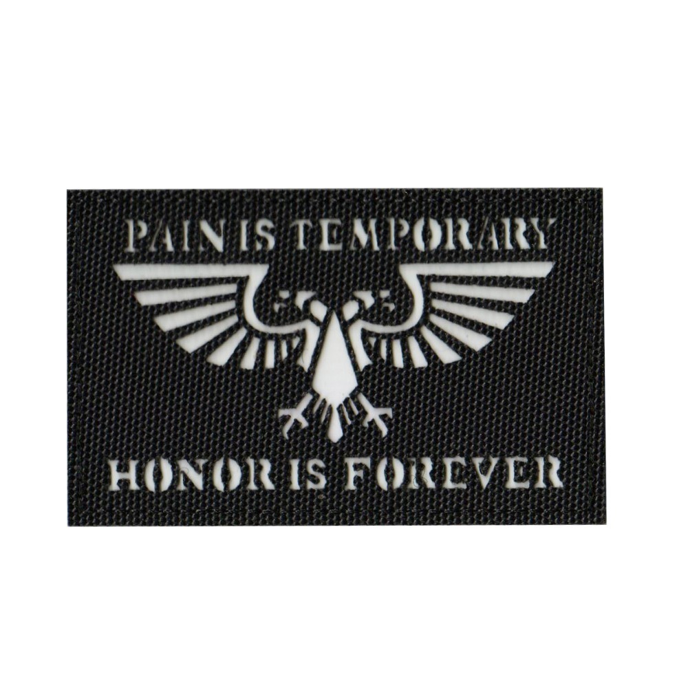 FOREVER FREE RIDE FOREVER ARMY TACTICAL MORALE BADGE EMBRODIERED HOOK PATCH //01