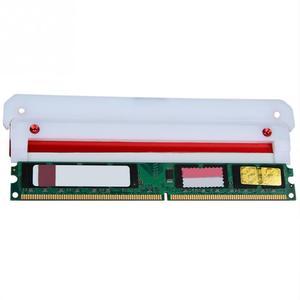 Image 3 - 4GB 8GB 1333 1600 Mhz DDR3 Memory RAM Cooling Vest Heatsink LED Cooler  Aura Sync RGB  MSI Mystic Light DDR4