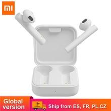 Xiaomi Air 2 SE Bluetooth 5.0 Écouteur Km Vrai Casque Sans Fil air2 SE avec Contrôle Tactile Version Globale
