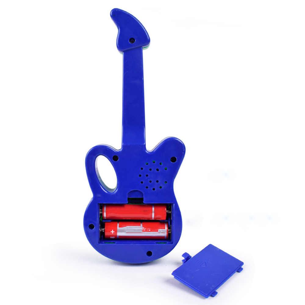 תינוק אלקטרוני גיטרה חריזה התפתחותית מוסיקה קול ילד מוסיקלי צעצוע ילד ילדי של רב פונקצית תינוק כלי נגינה