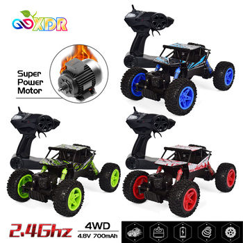 1:18 4WD RC Car Toys For Children 2.4Ghz Radio Remote Control Car Toys For Boys High Speed Truck Off-Road Vehicle Toys Kids Gift 1