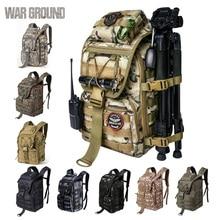 36L открытый меч рыбы тактический рюкзак камуфляж охота альпинистский рюкзак камуфляж военный Фанат Сумка