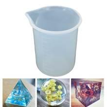 100 мл силиконовая мерная чашка ручной работы diy Кристальные