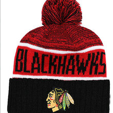 Toronto, кленовый лист, вязаная шапка зима, шапка для мужчин, вязаная шапка для женщин, шапка Skullies, теплая CHICAGO BLACKHAWKS BEANIES9