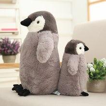 23/35/50cm bonito pinguim pelúcia brinquedo bonito pequeno pinguim travesseiro criança playmate decoração para casa presente das crianças