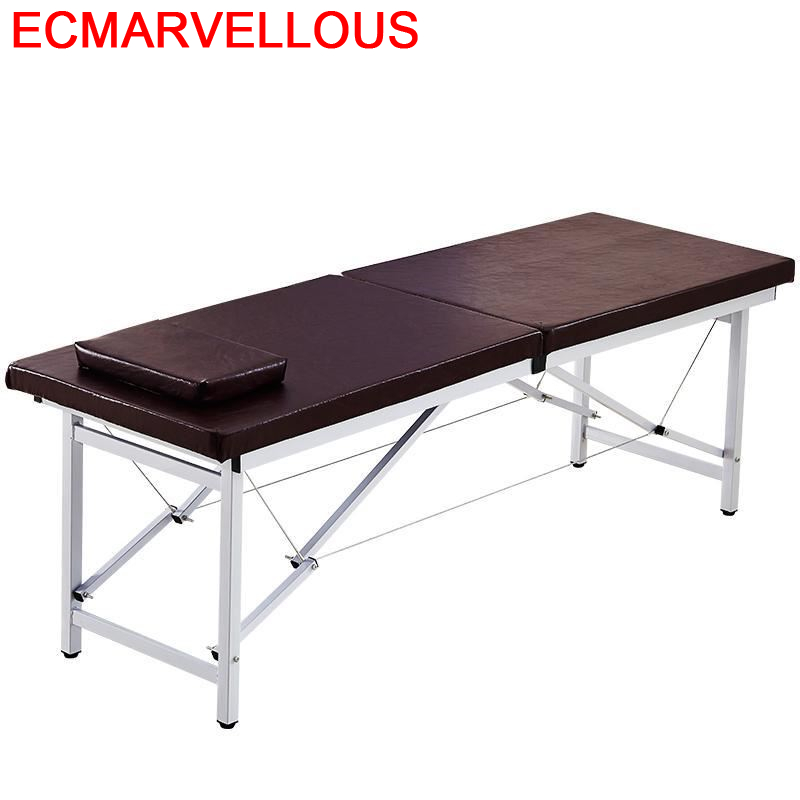 Foldable Furniture Mueble Tattoo Cama Plegable Masaj Koltugu Letto Pieghevole Beauty Folding Salon Chair Table Massage Bed