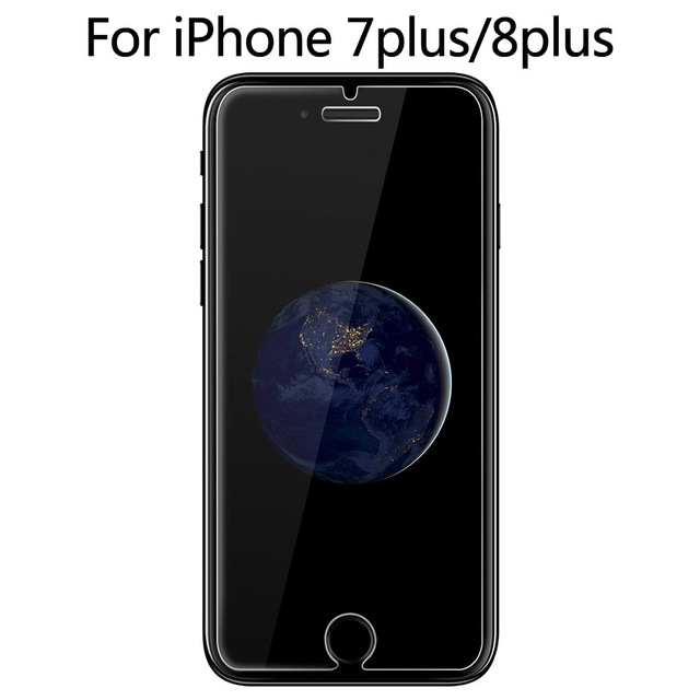 10 pieces For iPhone 11 Pro 6 X SE Tempered Glass Screen Protector for iPhone 6s 7 8 Plus 5 XS Max XR 5S 5C 4 4S 8plus 7plus 9H Protective Film Protection