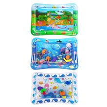 Summer Inflatable Mat for Babies Water Mat Safety Cushion Early Education Toys New Hot