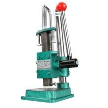 купить Manual Press Industrial Desktop Micro Manual Punch Punching Press Hand Press Mini Industrial Hand Press дешево