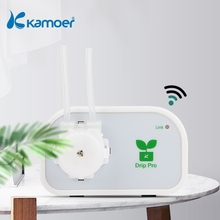 Kamoer Automatic Flower Pot Watering System with wifi remote Used For Drip Irrigation Plant and Succulent