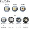 Светодиодный радиатор WS2812B, индивидуально адресуемый WS2811 IC RGB/RGBW, 10 мм * 3 мм, 10-100 шт.