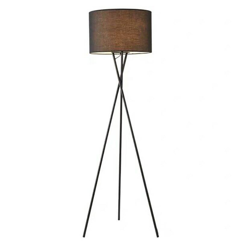Vintage Floor Lamp Room Decor Standing, Corner Floor Lamp With Shelves Uk